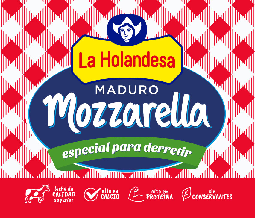 Mozzarella Maduro