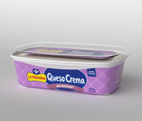 Queso Crema sin Lactosa