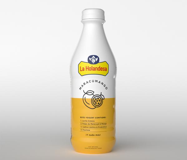 Yogurt MaracuMango