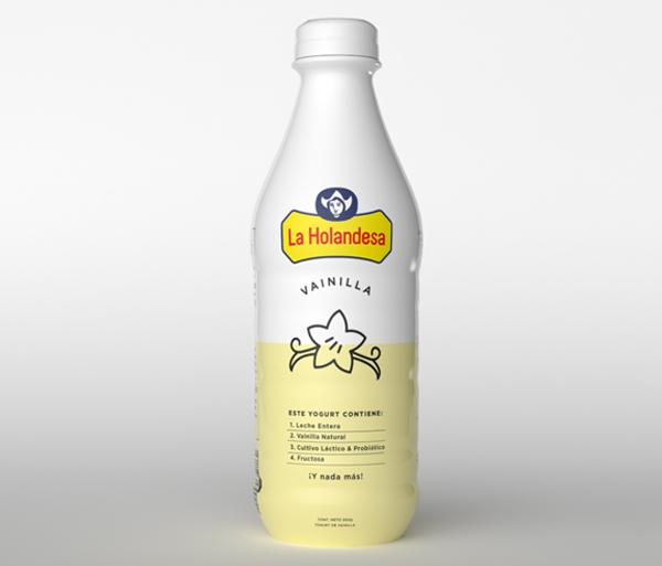 Yogurt Vainilla