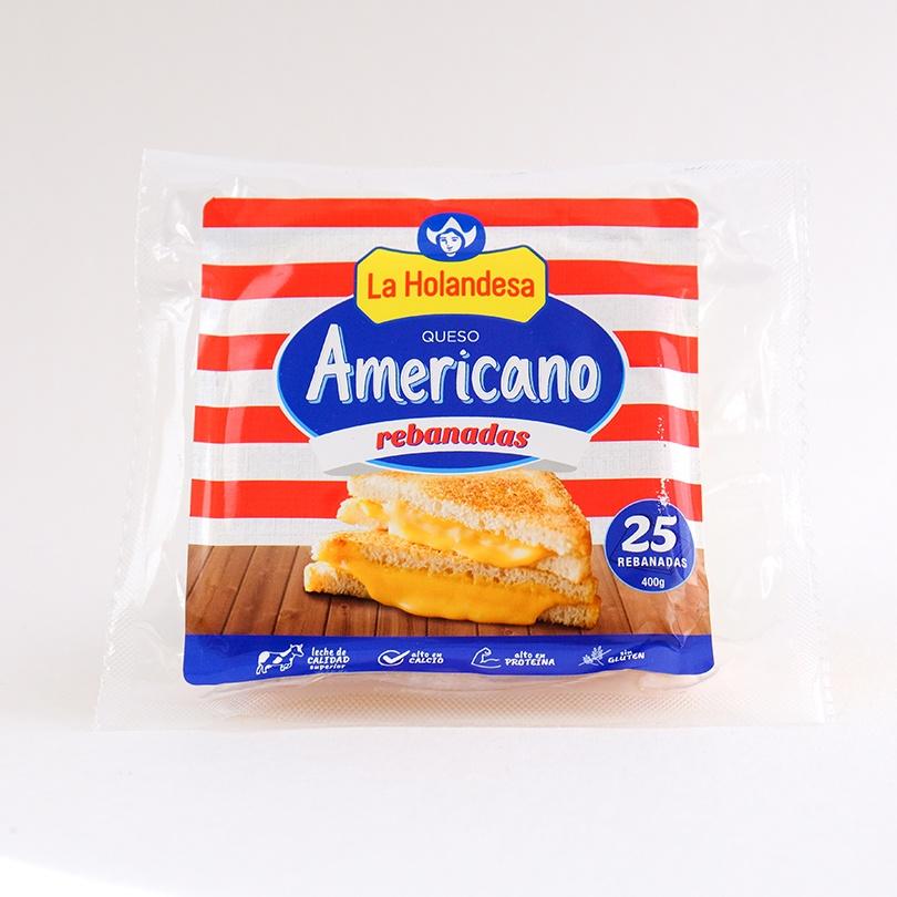 Queso Americano